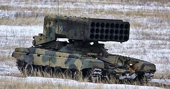 Truyền thông Anh khó tin ly khai Ukraine có TOS-1, Pantsir-S1
