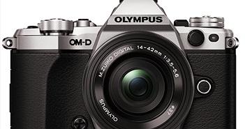 Máy mirrorless có thể chụp ảnh 40 megapixel của Olympus
