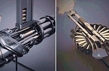 Bất ngờ nguyên lý đơn giản của súng máy tự động