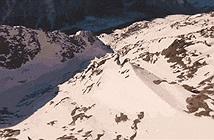 Chóng mặt với đoạn video điều khiển drone leo núi ở tốc độ 60 fps