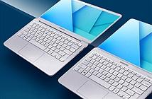 Samsung khoe ý tưởng laptop không viền màn hình