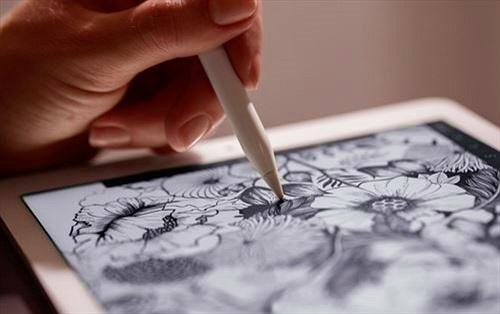 Lộ diện bằng sáng chế mới của Apple: bút cảm ứng vẽ lên mọi bề mặt, kể cả không khí