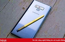Samsung có thể bỏ hẳn camera selfie trên Galaxy Note 10