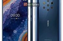Rò rỉ ảnh render hoàn chỉnh của Nokia 9 PureView
