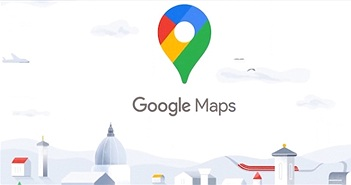 Google Maps kỷ niệm sinh nhật thứ 15 bằng giao diện mới toanh