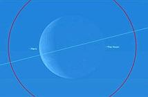 Tháng 2 này, bầu trời sẽ xuất hiện nhật thực sao Hỏa