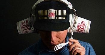 Nissin hợp tác cùng HyperX ra mắt tai nghe Cup Noodle phiên bản giới hạn trên toàn cầu
