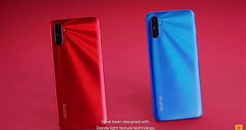 Realme C3 ra mắt: Helio G70, pin 5000 mAh, giá từ 99 USD