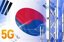 5G chiếm 21% lưu lượng truy cập di động tại Hàn Quốc