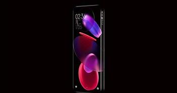 Concept điện thoại mới của Xiaomi, màn hình thác đổ nhưng cong cả 4 cạnh