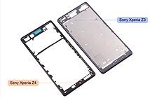 Khung sườn của Sony Xperia Z4 lộ diện?