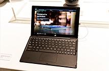 [MWC 2015] Trên tay bàn phím không dây cho Xperia Z4 Tablet: mỏng, chất lượng cao, nhiều tính năng