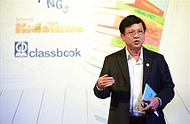 Samsung Vina ra mắt tablet Galaxy Tab3 V dành cho học sinh