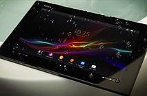 Sony ra mắt Xperia Z4 Tablet - mỏng nhất thế giới, xem video liên tục 17 tiếng