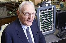 Cha đẻ pin Lithium-Ion tạo ra pin mới tốt gấp 3 lần