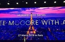 Huawei P20 lộ giá bán không dễ thở