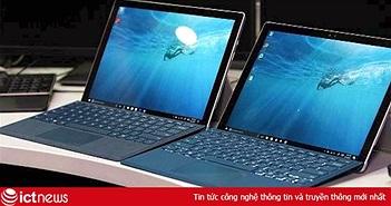 Surface Pro giá 1149 USD cho doanh nhân, cạnh tranh với MacBook