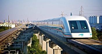 Trung Quốc chế tạo tàu điện từ siêu tốc có thể đạt 1.000km/h