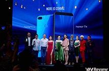 Honor chính thức vào Việt Nam với bộ đôi Honor 9 Lite và 7X, giá từ 4,3 triệu đồng
