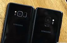 Samsung: Lượng đặt hàng Galaxy S9 đang ngang hoặc thấp hơn S8