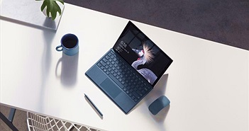 Surface Pro LTE cho đặt hàng trước từ hôm nay, chính thức bán ra từ 1/5 tới