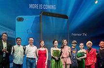 Smartphone Honor 7X và Honor 9 Lite ra mắt thị trường Việt giá từ 4,3 triệu