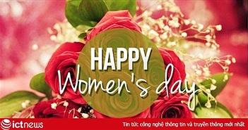 10 lời chúc mừng ngày Quốc tế phụ nữ bằng tiếng Anh ngọt ngào nhất