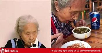 Cụ bà 98 tuổi trở thành ngôi sao mạng xã hội biệt tài 'ăn gì cũng ngon'