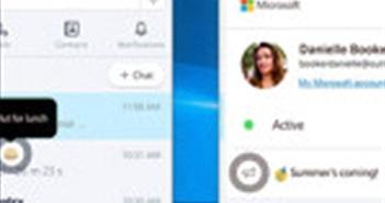 Microsoft giúp cuộc gọi nhóm trên Skype dễ dàng hơn