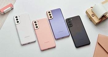 Doanh số bán hàng của Galaxy S21 đạt mức cao nhất trong 4 năm