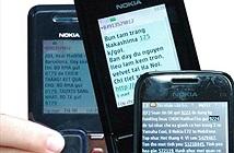 Nhà mạng lúng túng phân loại tin nhắn rác với tin sạch