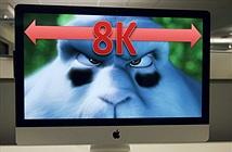 Apple sắp trình làng thiết bị màn hình 8K