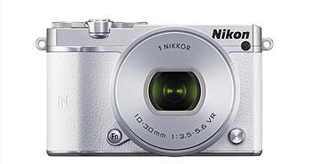 Nikon ra mắt mirrorless 1 J5 quay video 4K, lấy nét liên tục nhanh nhất thế giới
