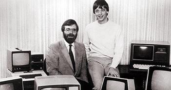 Microsoft và những cột mốc quan trọng trong 40 năm phát triển
