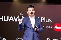 Huawei trình làng P9 và P9 Plus cùng sự xuất hiện cụm camera Leica