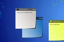 Khôi phục Sticky Note đã xóa trên Windows
