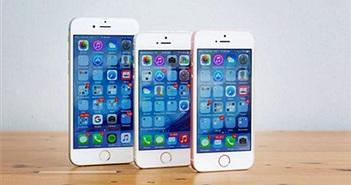 """Apple đuối sức trong khi Samsung """"vùng lên"""""""