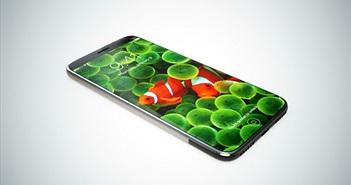 Ngắm loạt ảnh concept iPhone 8 đẹp mê hồn