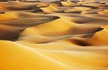 Vẻ đẹp ngỡ ngàng của những sa mạc nổi tiếng nhất thế giới