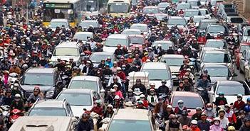 TP.HCM tính thu phí ôtô vào trung tâm thành phố