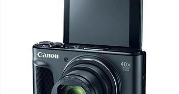 Cận cảnh máy ảnh Canon PowerShot SX730 HS
