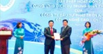 CNC nhận Giấy phép Dịch vụ Trung gian thanh toán PAY365