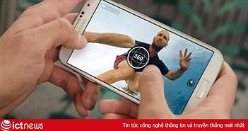 Hướng dẫn gửi ảnh 360 độ và video HD qua Messenger