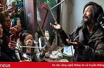 Gã ăn mày triết học thành hiện tượng Internet Trung Quốc