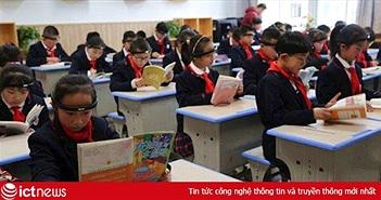Trường tiểu học Trung Quốc cho học sinh quét sóng não gây phẫn nộ