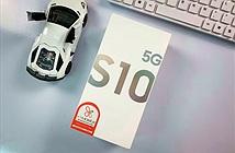 Trên tay Samsung Galaxy S10 5G đầu tiên tại Việt Nam: 6 camera, giá 26 triệu