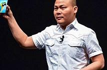 CEO Bkav Nguyễn Tử Quảng dời lịch ra mắt Bphone B86