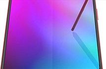 Phát sốt trước hình ảnh concept Galaxy Note Fold