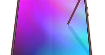 """Phát """"sốt"""" trước hình ảnh concept Galaxy Note Fold"""