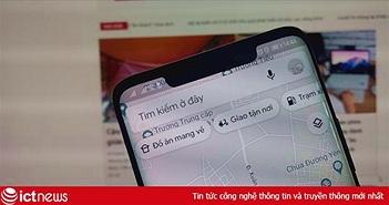 """Google Maps hiển thị nhà hàng """"giao tận nơi, bán mang về"""""""